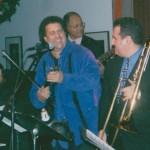 Larry Harlow (El Judillo Maravilloso), Alfredo de la Fé, Guillermo Edghill, Demetrios Kastaris