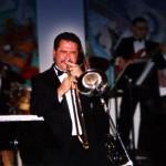 Demetrios Kastaris, Flushing Town Hall, Grand Opening Celebration of Flushing Town Hall Jazz Cafe, May 20, 1993. Photo by Juan Torrico.