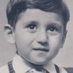 Demetrios in Lorain, Ohio, around 1963.