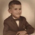 Demetrios, around 1966, St. Louis, Missouri.