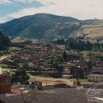 Pasto, Colombia, birth place of Hilda (Bastidas) Kastaris