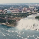 Niagara Falls, Canadian side, Photo credit, Demetrios Kastaris.