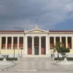 The National and Kapodistrian University of Athens, Greece, photo credit: Demetrios Kastaris, September, 2014.