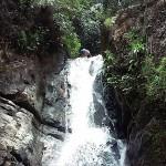 Puerto Rico, El Yunque, water falls, July, 2015, photo credit, Demetrios Kastaris.