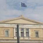 Greek Parliament Building, Sindagma Square (Constitution Square), Athens, Greece, photo credit: Demetrios Kastaris, September, 2014.