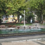 Water Fountain, Istanbul Turkey, September, 2014, photo credit: Demetrios Kastaris.