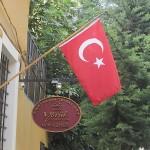 Turkish flag, Istanbul Turkey, September, 2014, photo credit: Demetrios Kastaris.