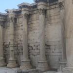 Ruins below the Acropolis, Athens, Greece, photo credit Demetrios Kastaris, September, 2014.
