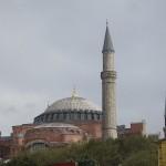 Agia Sophia, Istanbul Turkey, September, 2014, photo credit: Demetrios Kastaris.