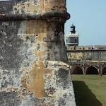 Puerto Rico, Castillo de San Felipe del Morro, July, 2015, photo credit, Demetrios Kastaris.