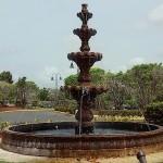 Puerto Rico,water fountain, July, 2015, photo credit, Demetrios Kastaris.