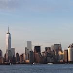 Panaoramic Skyline of New York Harbor, June 2014, photo credit: Euripides Kastaris.