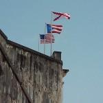 Puerto Rico, Fortress, July, 2015, photo credit, Demetrios Kastaris.