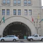 Union Station, Terminal Hotel, Market Street, St. Louis, Missouri, Photo credit, Demetrios Kastaris, September, 2015